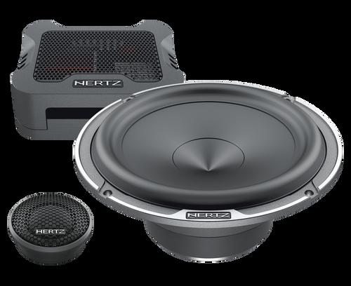 "Hertz Mille MPK165.3 Pro - Two way 6.5"" Car Audio Component Speaker Set."