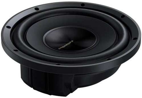"Clarion Z25W - 10"" Car Audio Component Subwoofer."