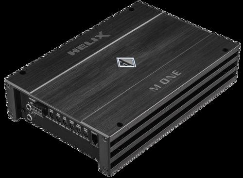 Helix M ONE - One Channel Car Audio Amplifier.