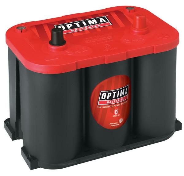 Optima 34R - High Current Car Battery.