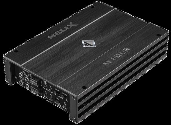 Helix M FOUR - Four Channel Car Audio Amplifier.