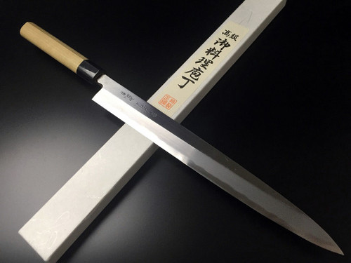Japanese knife Yanagi