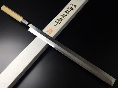 Japanese knife Takobiki