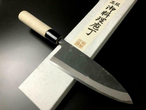 Japanese knife Aritsugu Deba