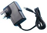POWER ADAPTER MTSB2/12 12V 1A, UK plug