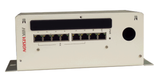 Hikvision DS-KAD606 Video/Audio Distributor for Hikvision intercom system, 8-port, 6-PoE