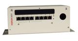 Hikvision DS-KAD606 Video/Audio Distributor for Hikvision intercom system, 8-port, 6-PoE