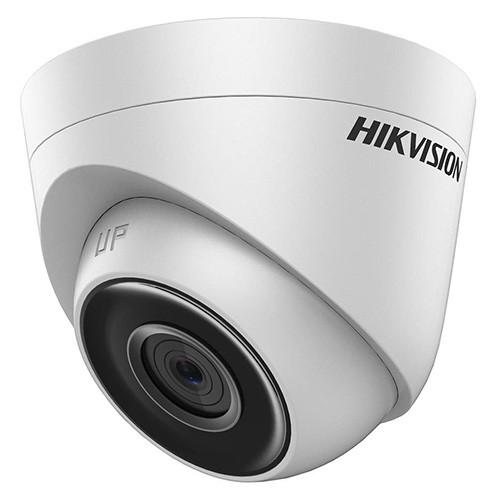 4 Megapixel Hikvision dome camera DS-2CD1343G0-I , 2.8 mm lens