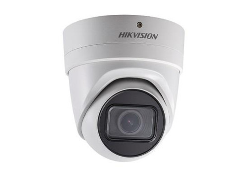 4 Megapixel Hikvision dome camera DS-2CD2H45FWD-IZS, 4 mm fixed lens