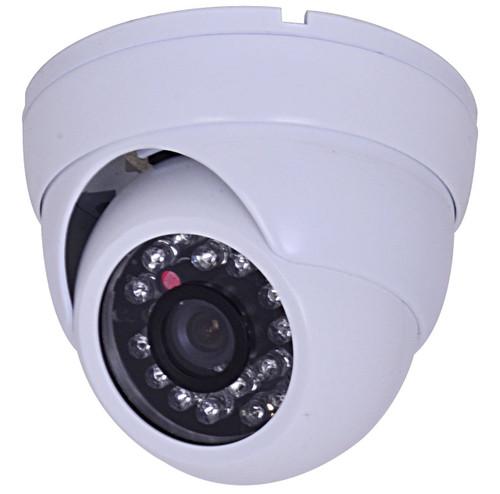 420TVL INDOOR ANALOG DOME CAMERA JSV-D3362C, IR up to 20 meters, SONY CCD sensor