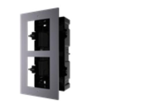 Gang Box Hikvision DS-KD-ACF2/Plastic  - Image 01