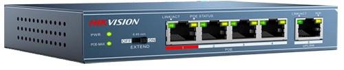 Hikvision Switch DS-3E0105P-E  - Image 01
