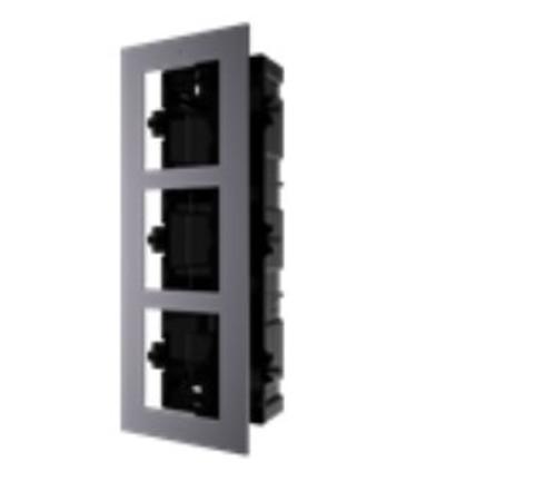 Video Intercom Bracket Hikvision DS-KD-ACF3/Plastic Image 01