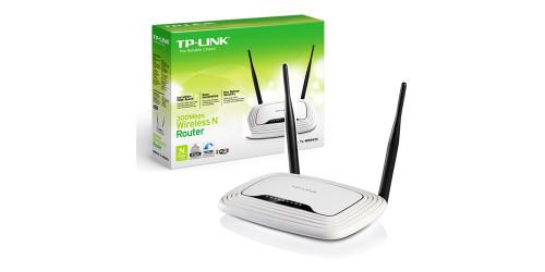 Router TP-LINK TL-WR841N 300MBPS