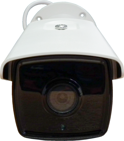 1 INDOOR/OUTDOOR IP BULLET CAMERAS CCTV KIT, 4 MEGAPIXELS, POE, EXIR NIGHT VISION UP TO 80 METERS