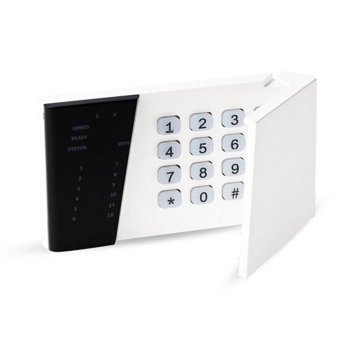 ELDES EKB3W  wireless LED keypad, compatible with GSM alarm and control panel ESIM364,  EPIR2, EPIR3
