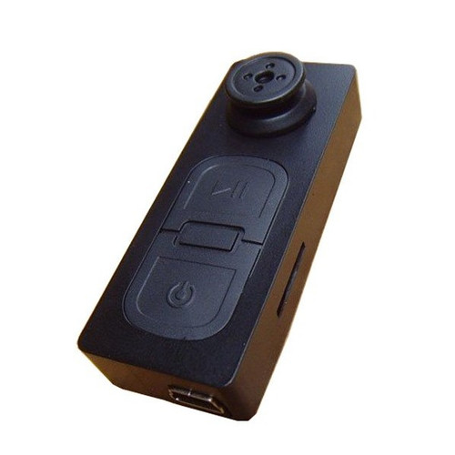 Secret Spy Camera Button