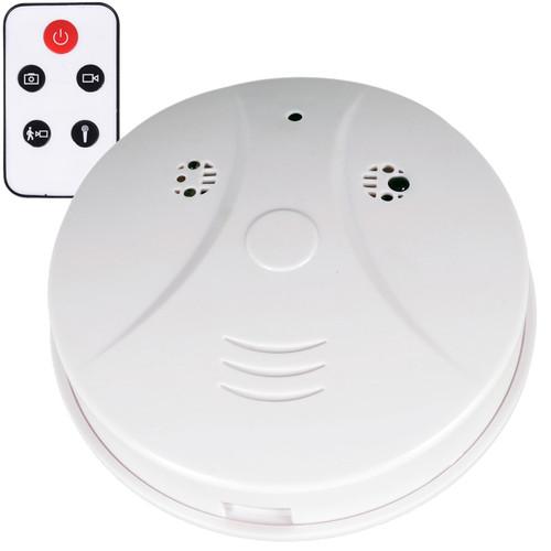 Secret Spy Camera Smoke Detector