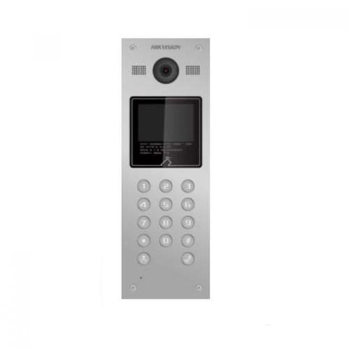 IP VIDEO INTERCOM DOOR STATION CAMERA HIKVISION DS-KD6002-VM, 1.3 MEGAPIXEL, NIGHT VISION, ALARM, RFID MIFARE