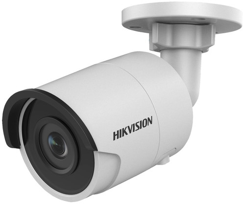 3 Megapixel HIKVISION Bullet IP Camera  DS-2CD2035FWD-I F4, PoE, H.265+, IR UP TO 30 meters, MicroSD