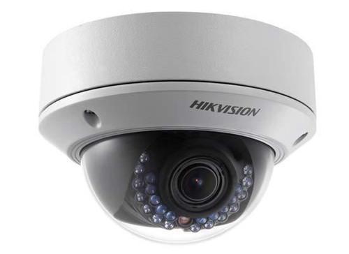 1.3 Megapixel Hikvision dome camera DS-2CD2710F-I 2.8mm - 12mm lens
