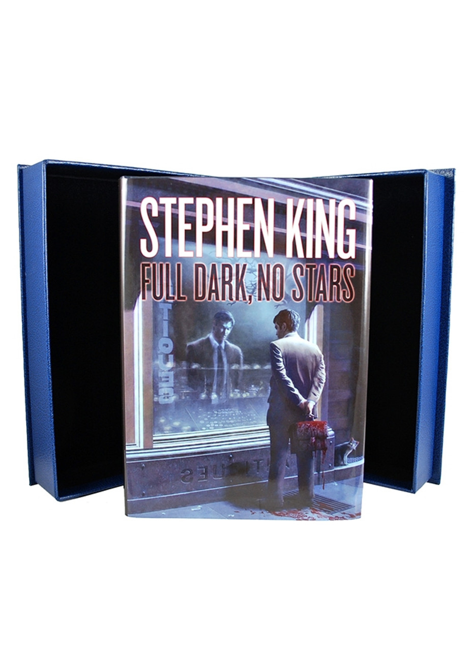 """Stephen King """"Full Dark, No Stars"""" Signed Limited Deluxe Edition of 750 (Very Fine)"""