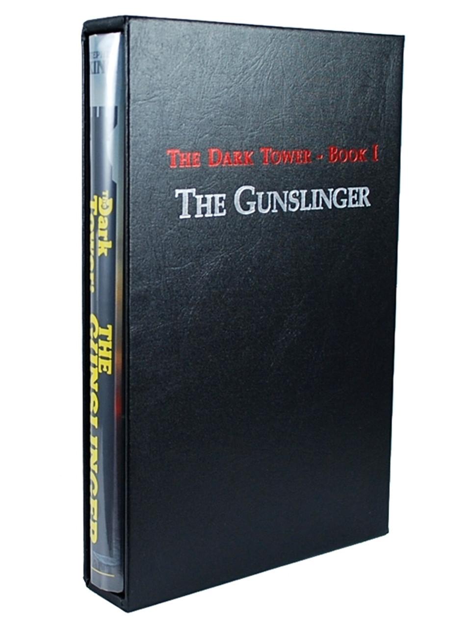 Stephen King Gunslinger Dark Tower Signed First