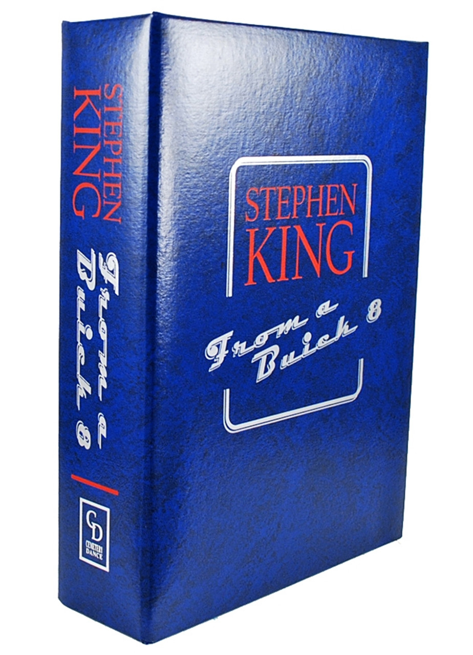 """Stephen King """"From a Buick 8"""" CD Publications, Signed Limited Edition"""