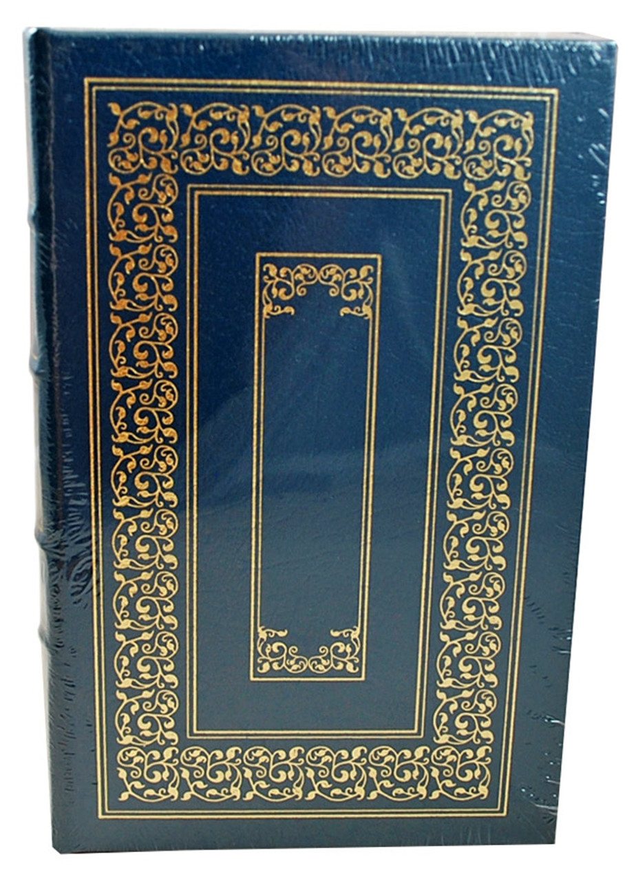 """Easton Press """"Lost Man's River"""" Peter Matthiessen Signed First Edition w/COA [Sealed]"""