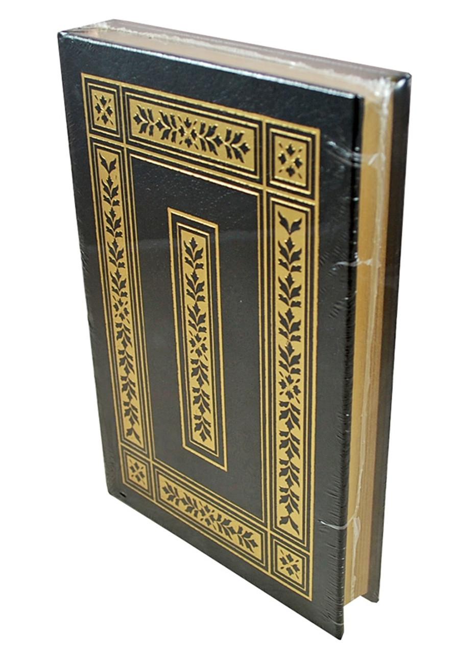 "Easton Press ""When Do I Start"" Karl Malden Signed First Edition w/COA [Sealed]"
