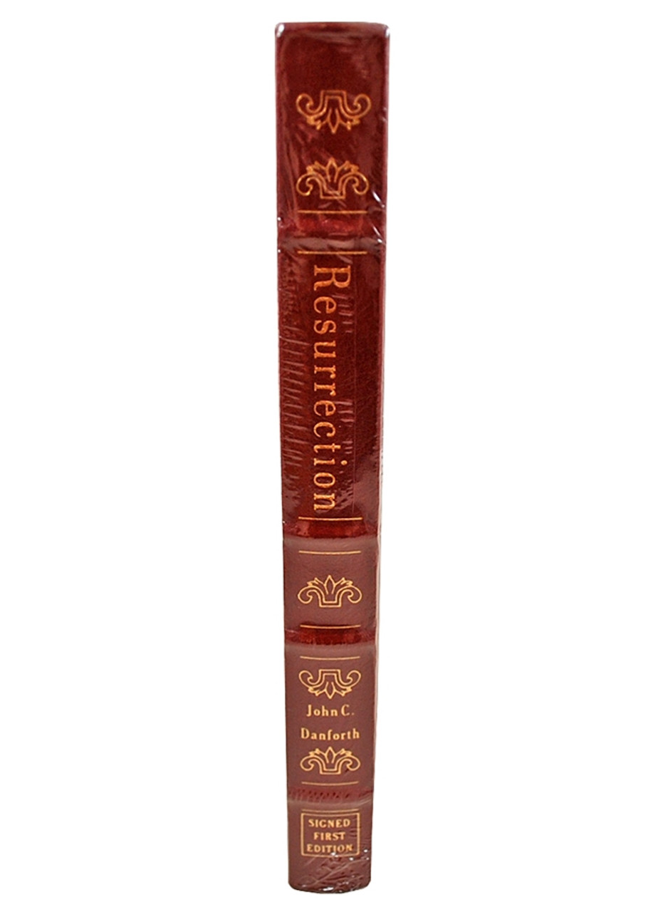 """Easton Press """"Resurrection: The Confirmation of Clarence Thomas"""" John C. Danforth Signed First Edition w/COA [Sealed]"""