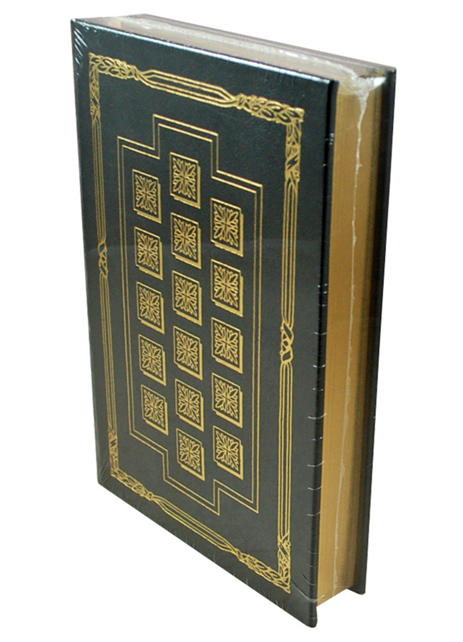 """Easton Press, Thomas Keneally """"American Scoundrel"""" Signed First Edition w/COA [Sealed]"""