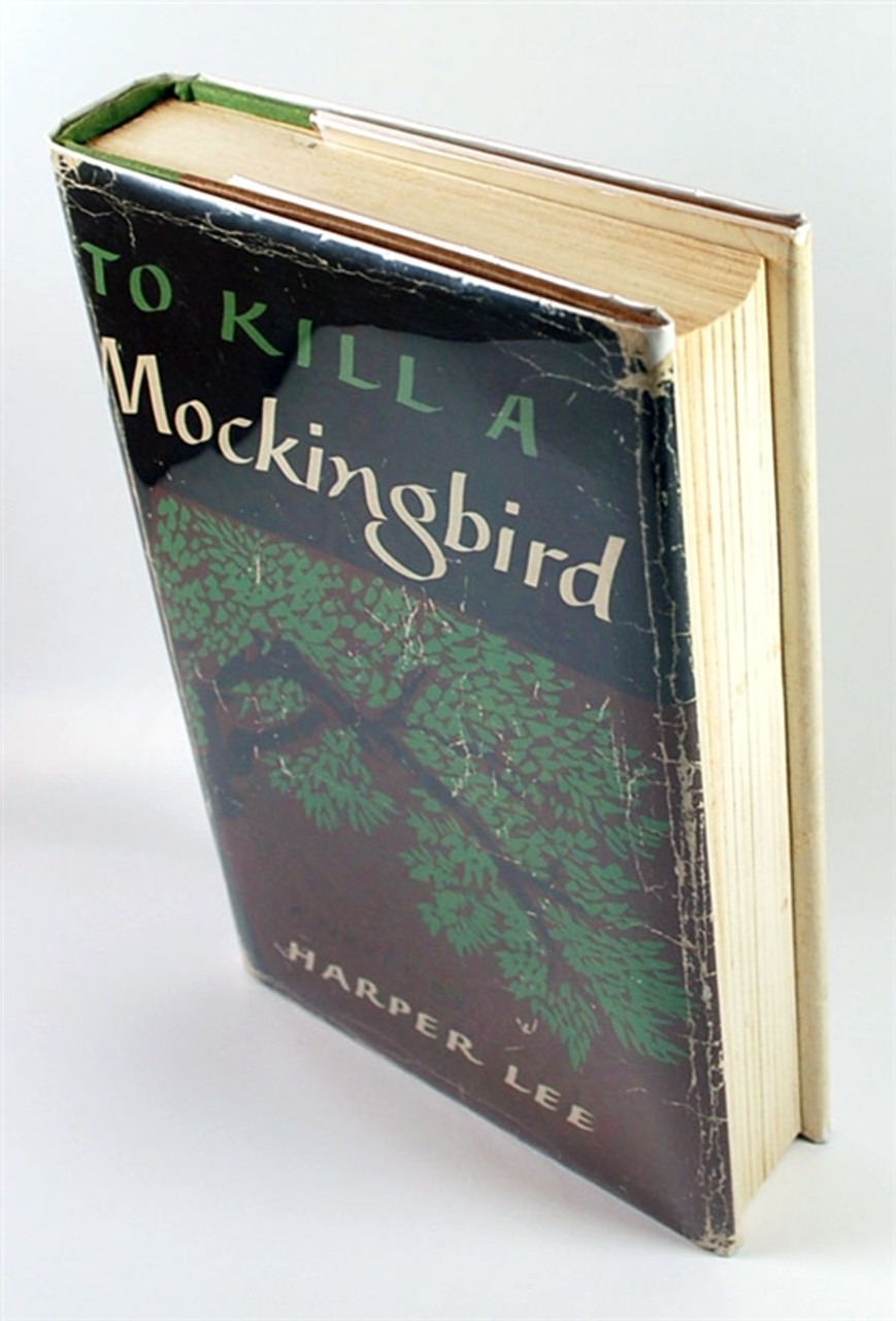 """Harper Lee """"To Kill A Mockingbird"""" Signed First Edition"""