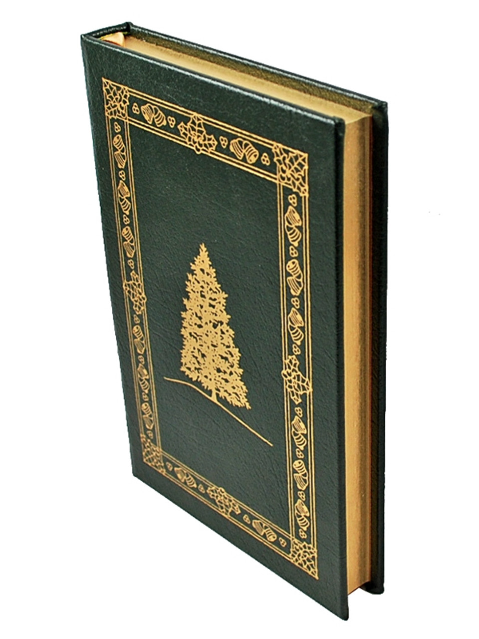 """Easton Press, Jimmy Carter """"Christmas In Plains:Memories"""" Signed Limited Edition [Very Fine]"""
