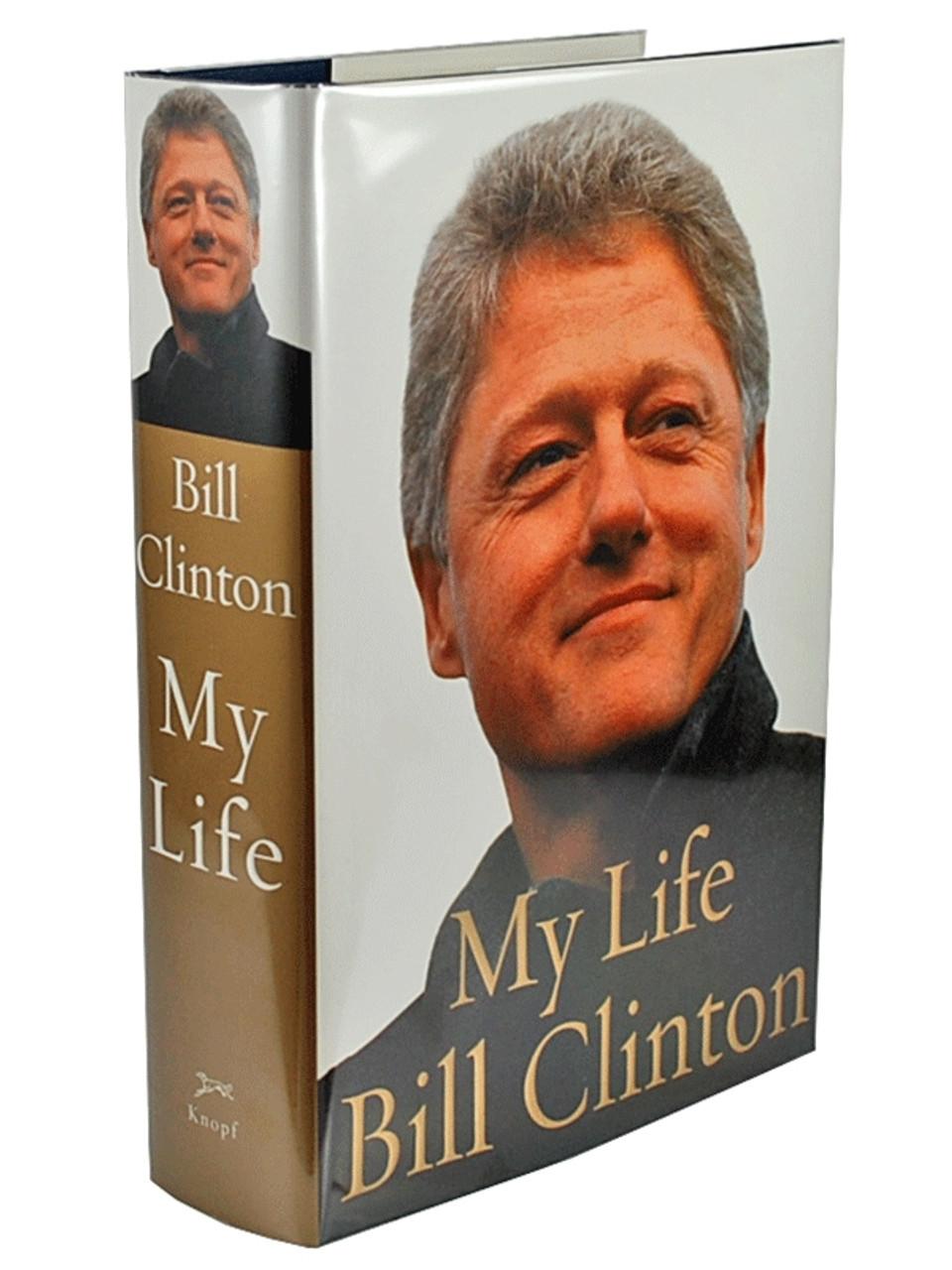 "Bill Clinton ""My Life"", Signed First Edition dj/HC [Fine/Fine]"