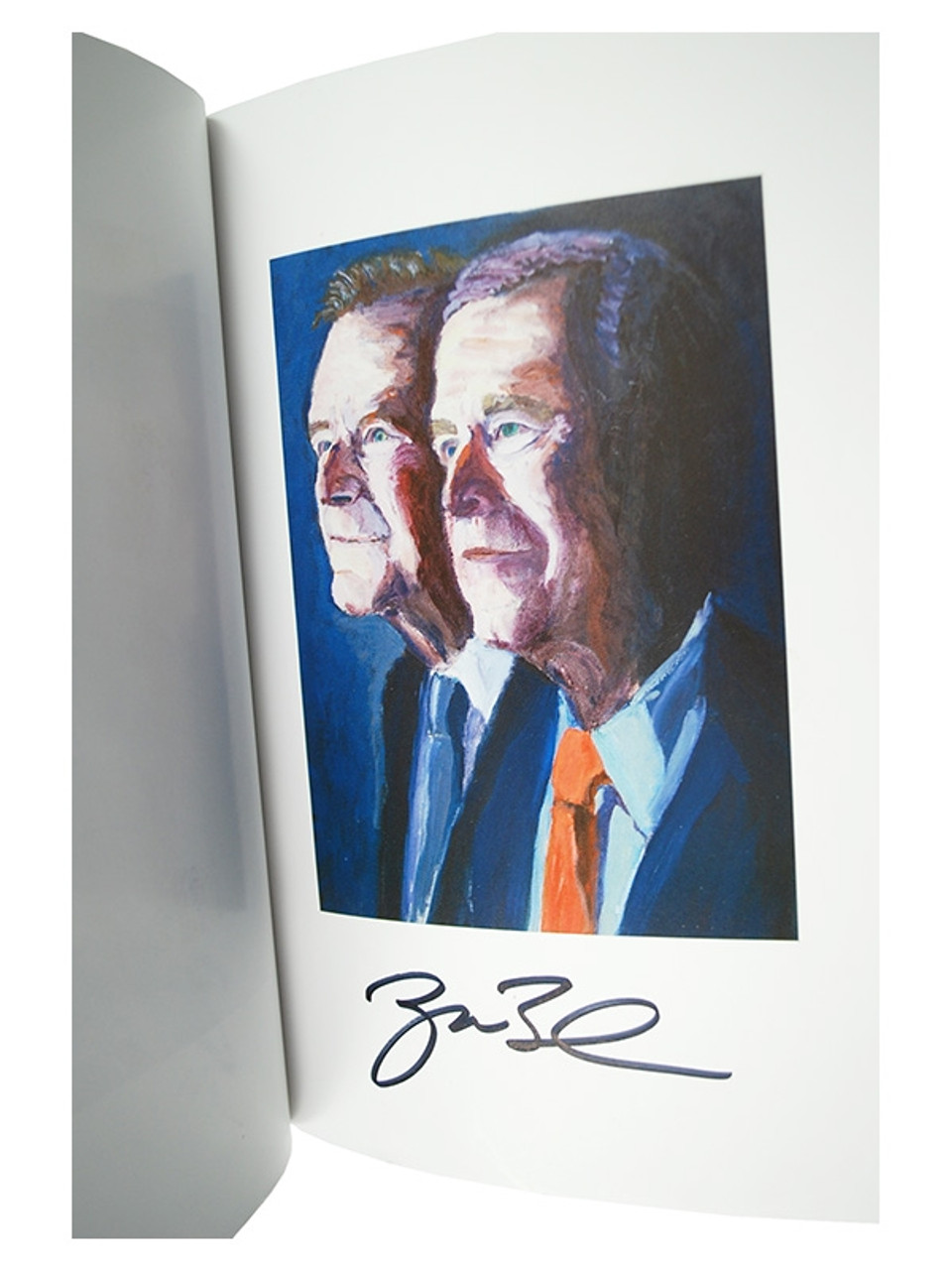 """George W. Bush """"41: A Portrait of My Father"""" Signed First Edition,  Deluxe Slipcased Collector's Edition [Sealed]"""