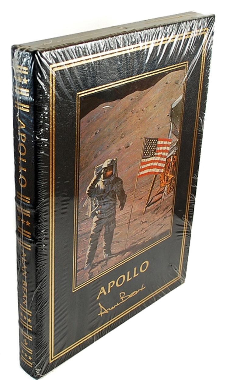 "Easton Press, Alan Bean ""Apollo"" Signed Limited Edition"