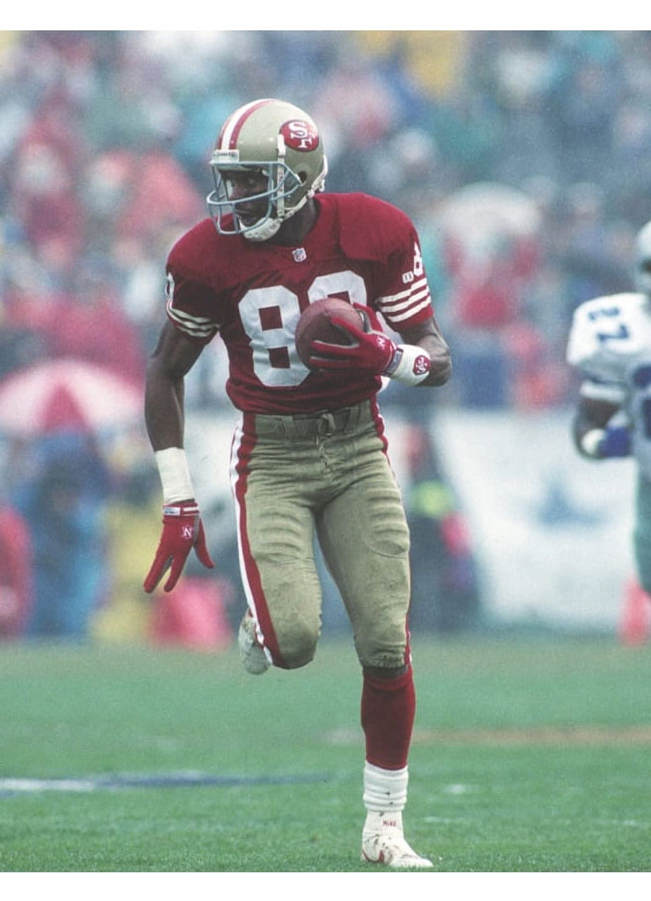 """Jerry Rice, """"America's Game"""" Signed First Edition , Slipcased Edition w/COA [Very Fine]"""