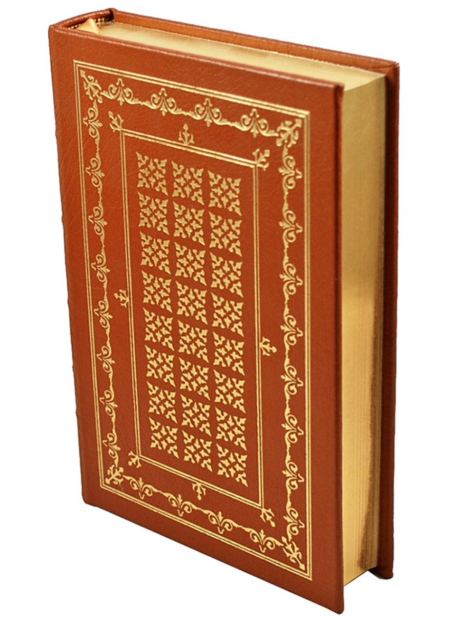 Easton Press Thomas Berger Little Big Man Signed Limited Edition Leather Bound Book