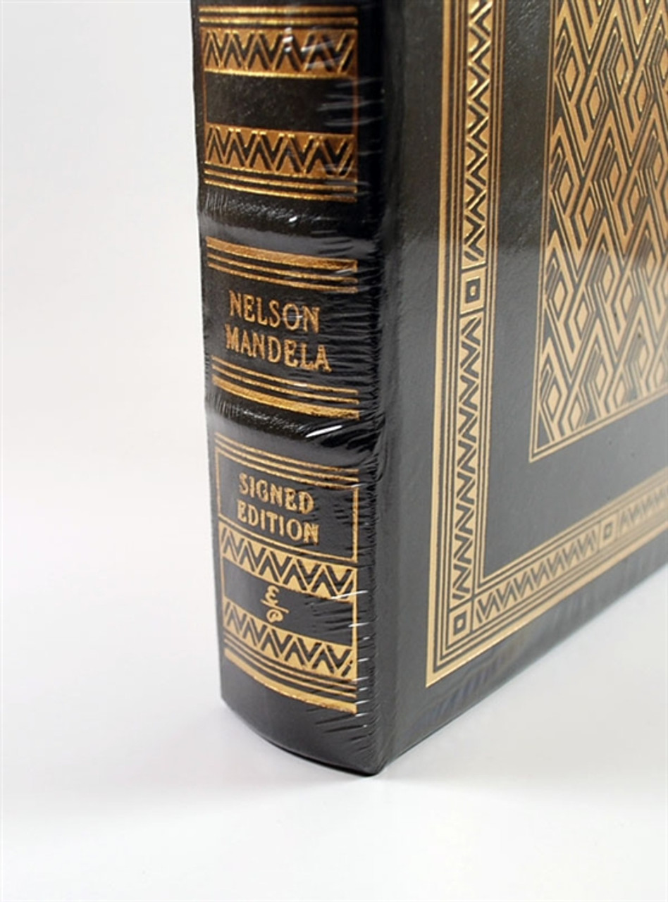 Easton Press, Mandela's Long Walk to Freedom Signed Limited Edition