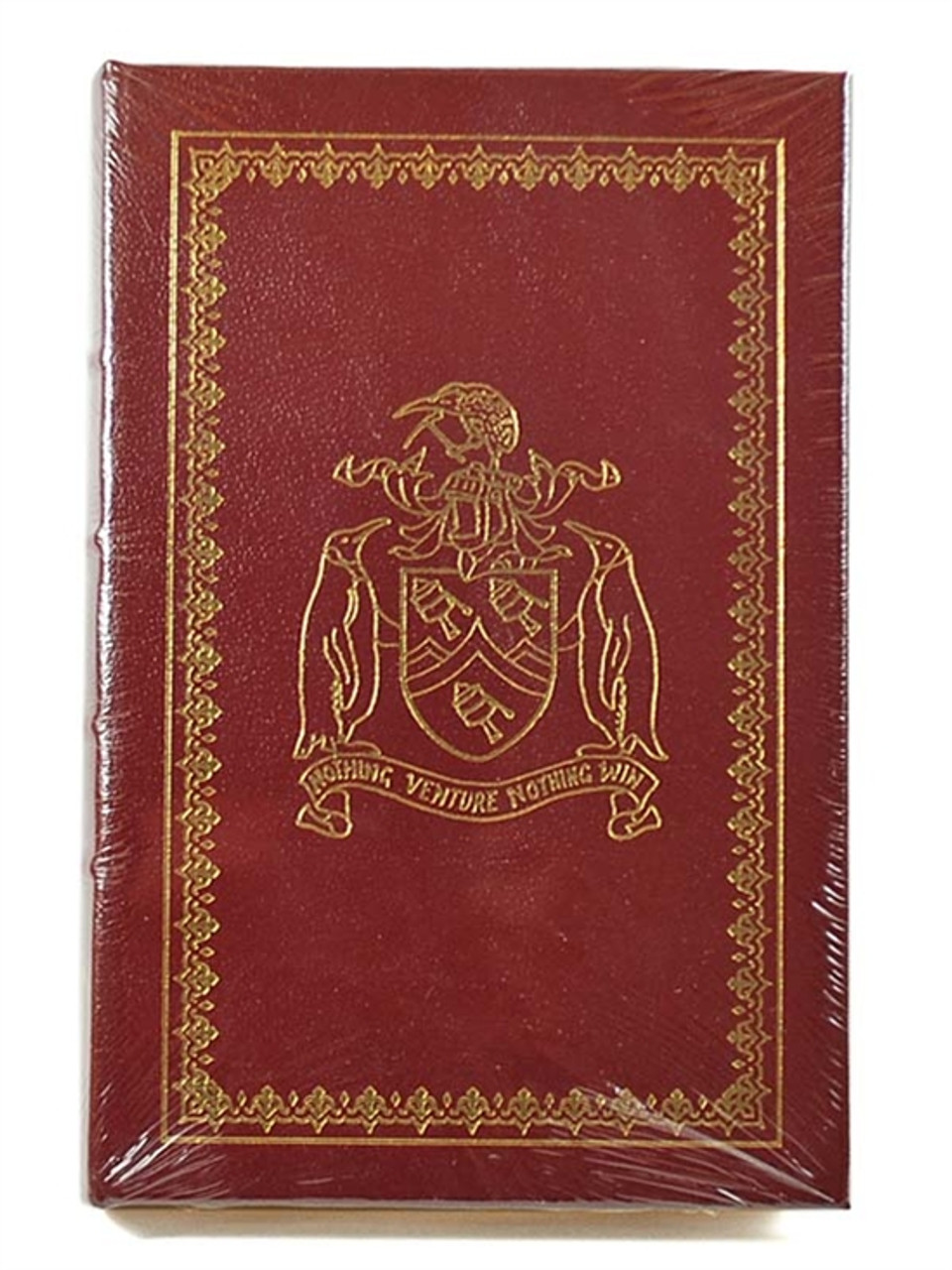 "Easton Press ""High Adventure"" Sir Edmund Hillary, Signed Limited Edition (Sealed)"