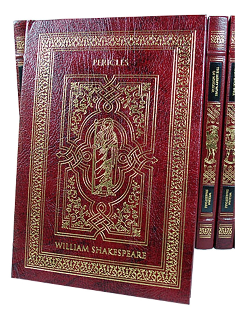 Easton Press - William Shakespeare - The Complete 39 Volume Collection - Very Fine