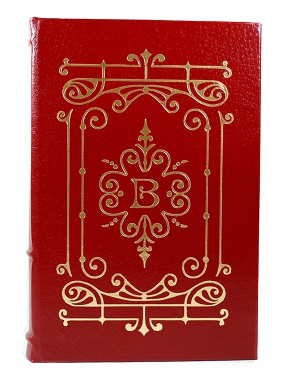 Easton Press - Ray Bradbury 'Something Wicked This Way Comes' Leather Bound Limited Edition - Very Fine