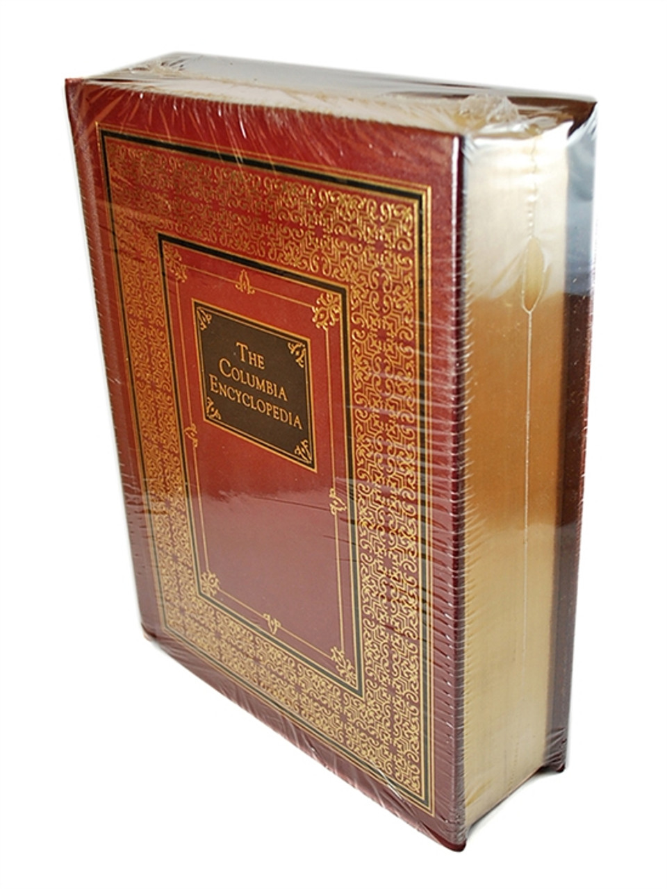 Easton Press The Columbia Encyclopedia Leather Bound