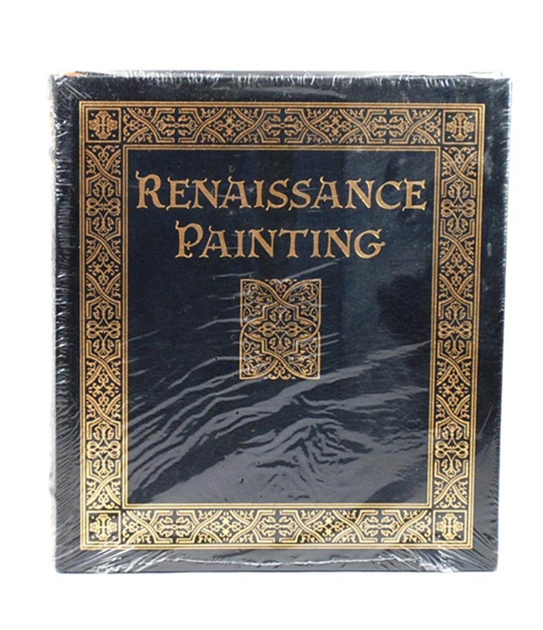 "Easton Press ""Renaissance Painting"" Leather Bound (Sealed)"
