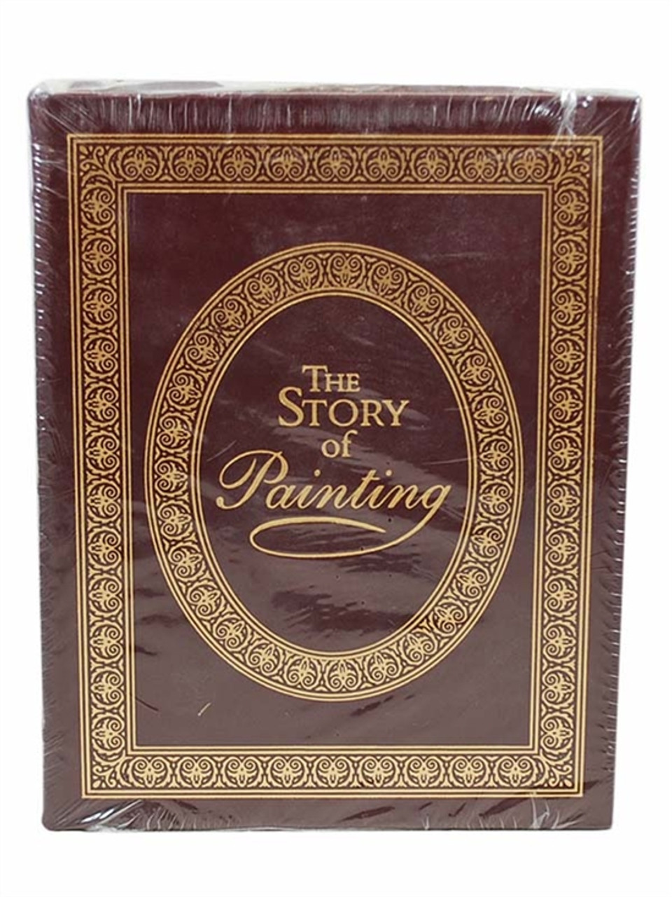 """Easton Press """"The Story of Painting"""" Sister Wendy Beckett"""