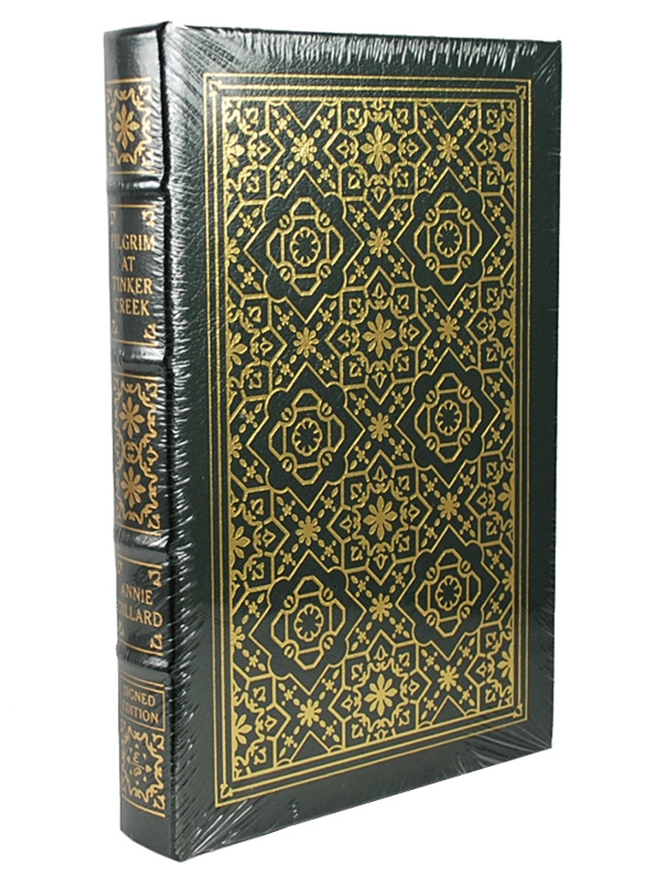 Easton Press Anne Dillard Pilgrim at Tinker Creek Signed Limited Edition