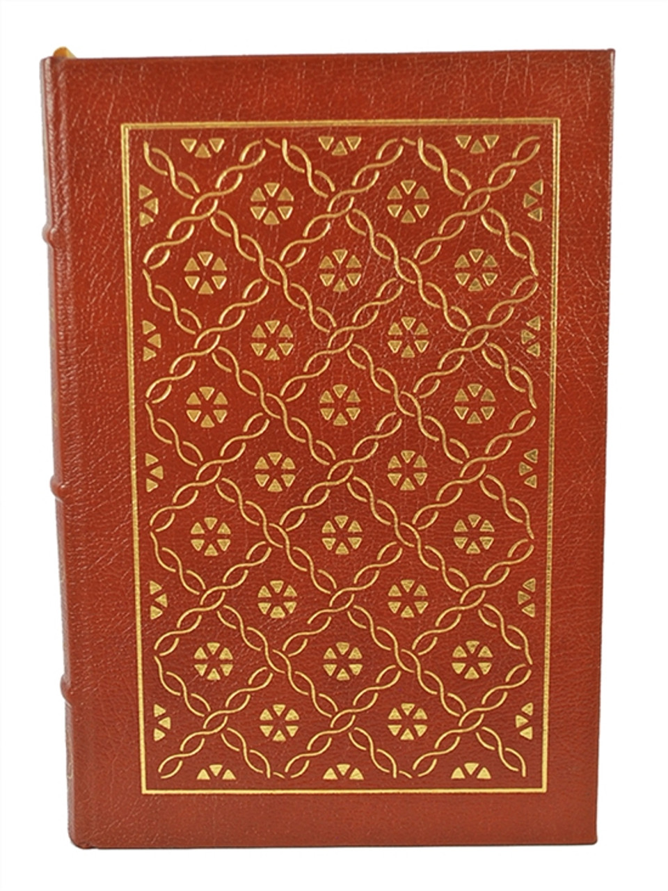 """Easton Press """"The American Leonardo"""" by Carleton Mabee, Leather Bound Collector's Edition [Very Fine]"""