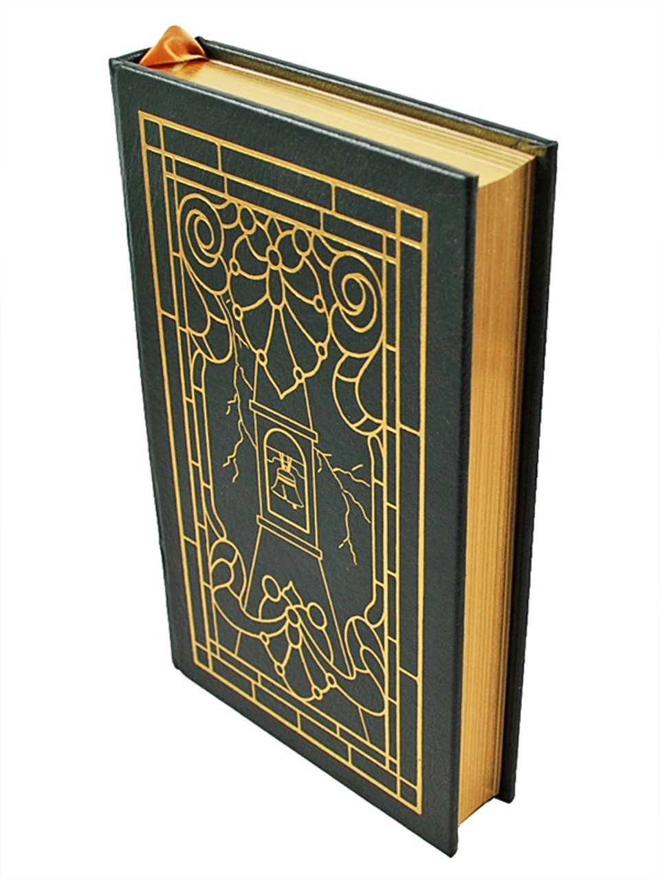 """Easton Press, James P. Blaylock """"All The Bells On Earth"""" Signed Limited Edition, Leather Bound Collector's Edition"""
