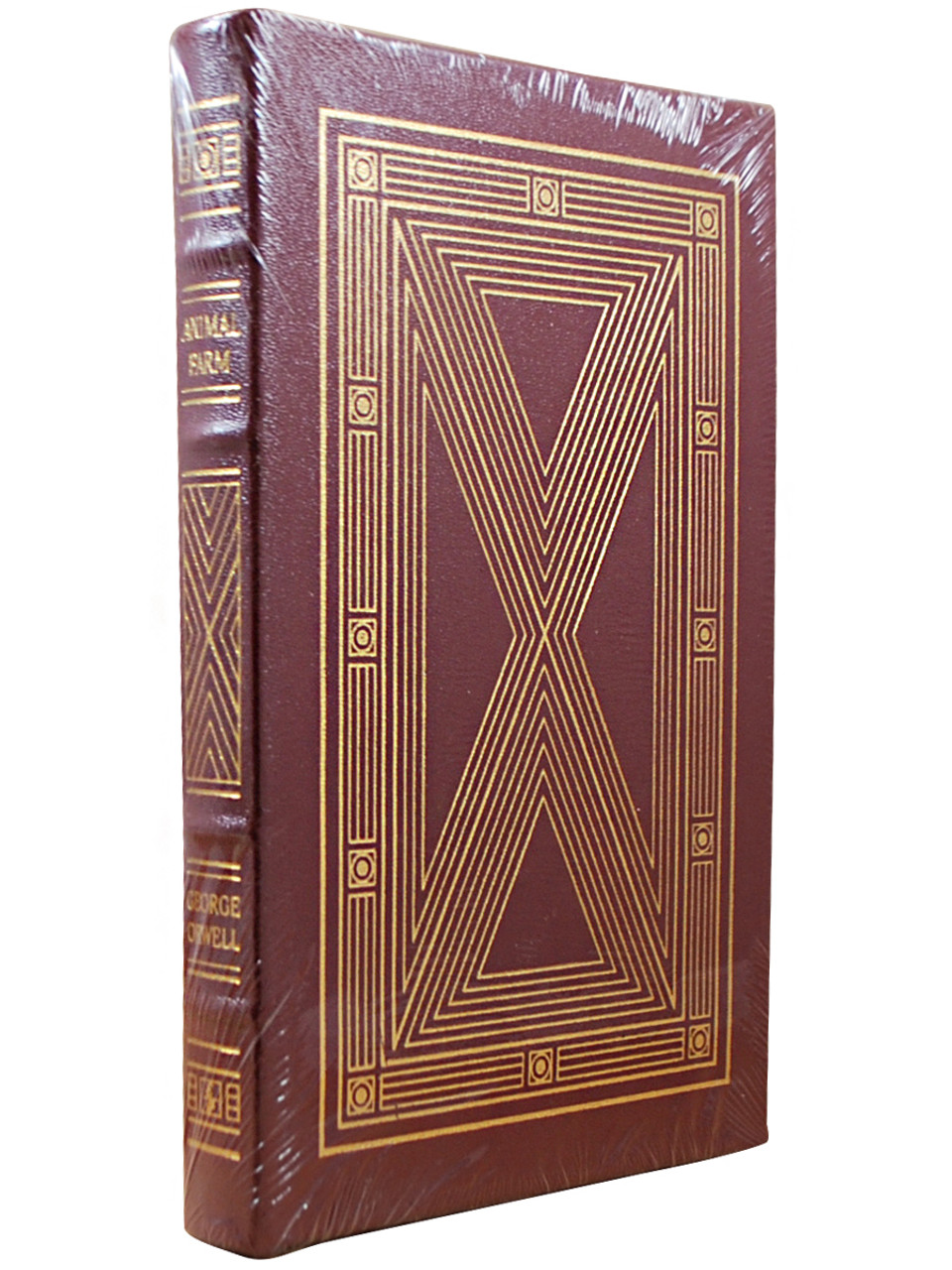 """Easton Press """"Animal Farm"""" George Orwell, Leather Bound Collector's Edition [Sealed]"""